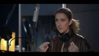 Céline Dion Recording Recovering