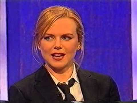 Nicole Kidman on Parkinson - 2001