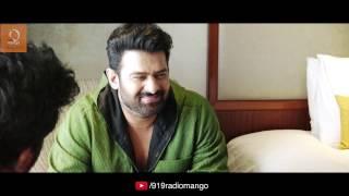 Prabhas Exclusive Interview| Baahubali 2 | Radio Mango