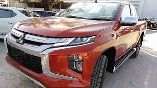 TRITON 2019 MEGA CAB PLUS 2WD GT-AUTO SUNFLARE ORANGE