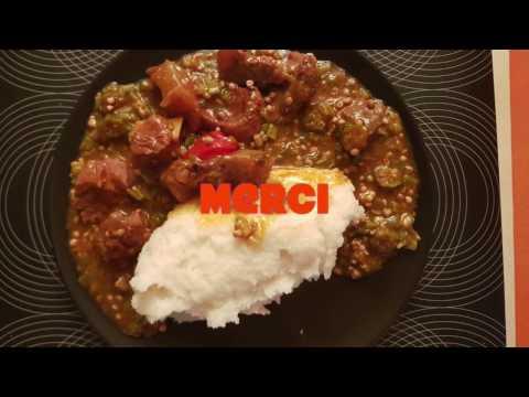 La sauce Gombo - Baskodjé
