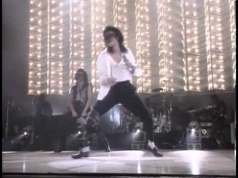 Michael Jackson Live Black Or White video