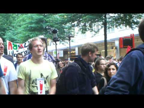 """""""Sternmarsch für die Zukunft"""" - 7. Juni 2011"""