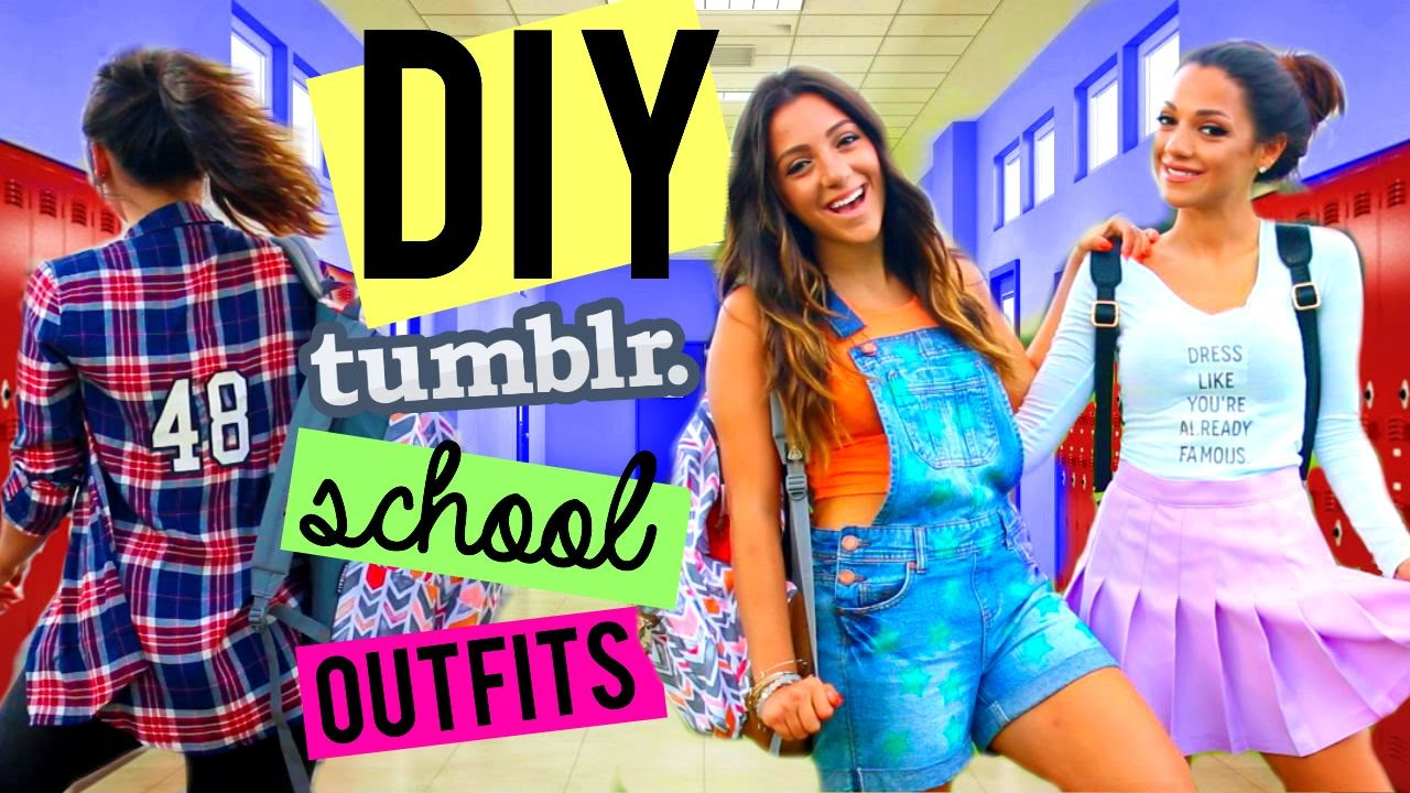 Tumblr Clothes For School 2015 Tumblr Inspired | Niki And