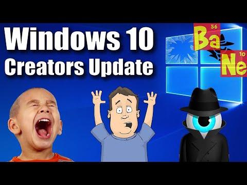 Windows 10 Creators Update Problems. Privacy Invasion & Petition for Change