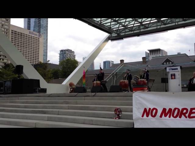 Yakudo @ Nathan Phillips Square