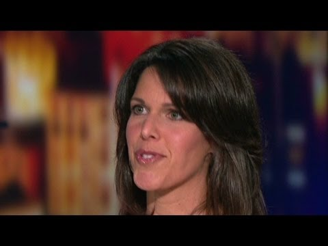 ESPN anchor Dana Jacobson talks about being molested.