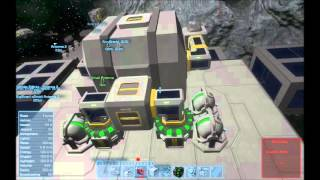Space Engineers   S1 E23 Large Welder Ship