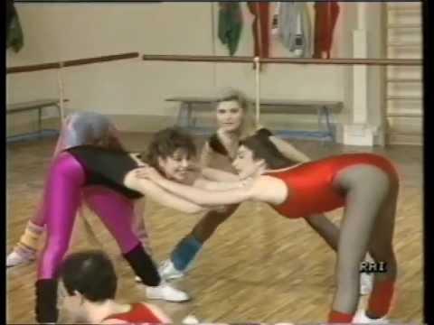 In Forma con Barbara Bouchet
