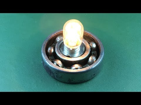 Electric free energy light bulb with magnets new technology idea 2018 thumbnail