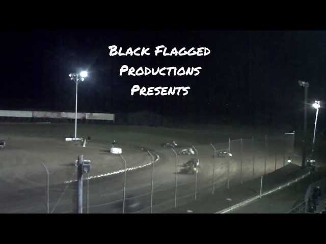 Mr Awesome's Minute -Nov 13th 2013- 2012 Midget Crash