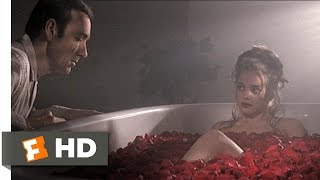 American Beauty (4/10) Movie CLIP - I'm Very, Very Dirty (1999) HD