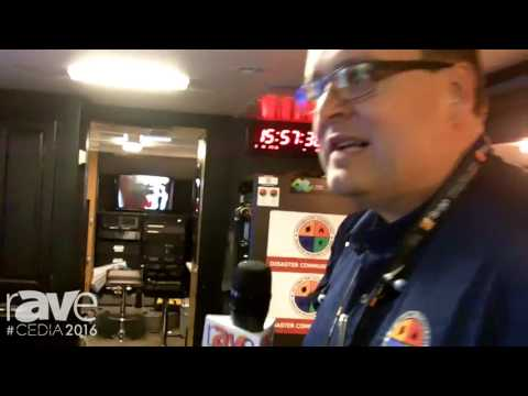 CEDIA 2016: Information Technology Disaster Resource Center Shows Off Mobile Communication Center