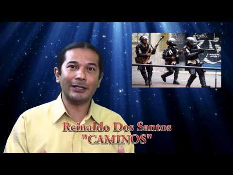 Caminos con Reinaldo Dos Santo: Los ratones se pelean