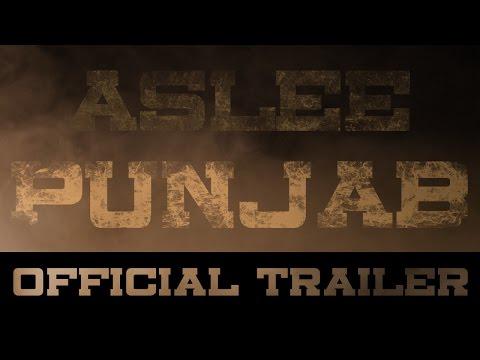 Aslee Punjab   Official Trailer   Zafar Khan   B-Trix   Davinder Brar