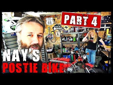 Nays Postie Bike Part 4