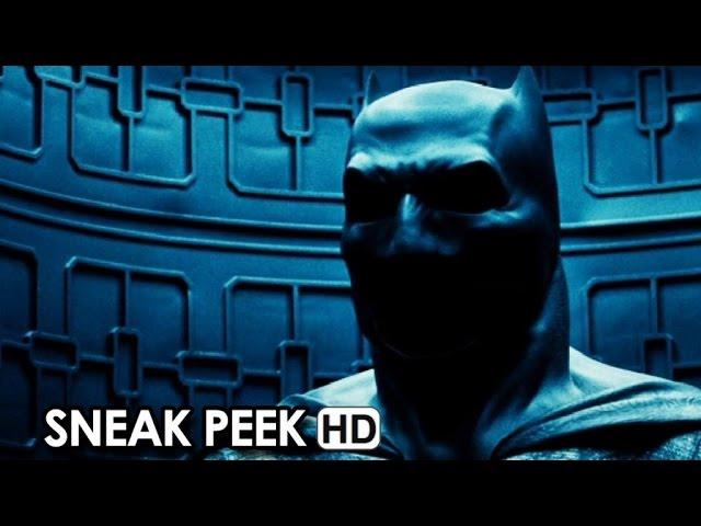 Batman v Superman: Dawn of Justice IMAX Trailer Sneak Peek (2016) - Zack Snyder HD