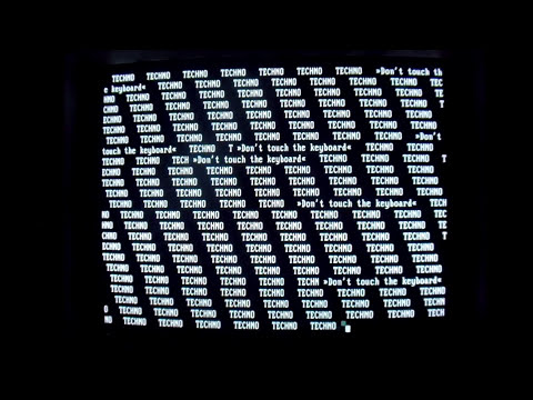 Virus.DOS.Techno (Thanks for 40,000 Subscribers!)