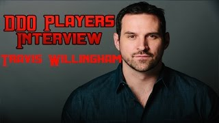 DDO Players Interview With Voice Actor Travis Willingham
