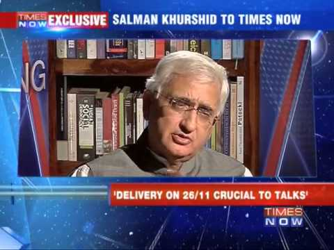 Frankly Speaking with Salman Khurshid - FULL EPISODE