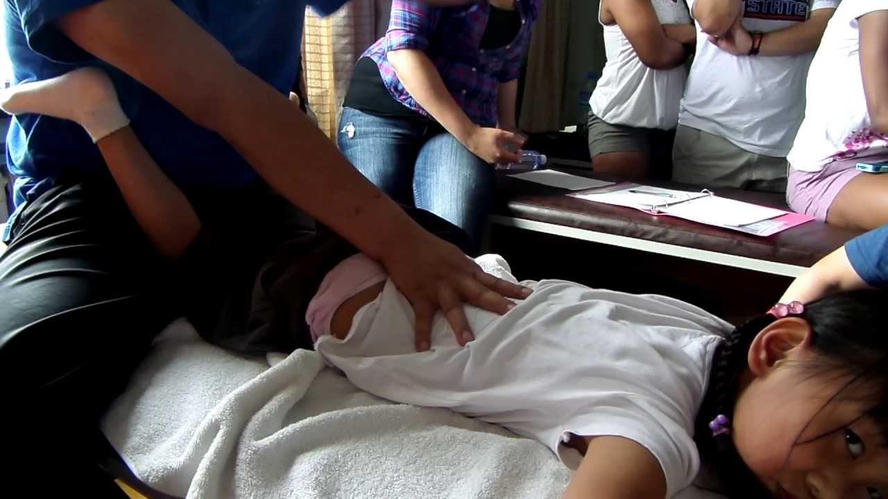 chinese massage youtube