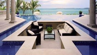10 novedosos diseños de terrazas