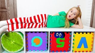 Magic boxes, Nursery Rhymes Song, for Kids