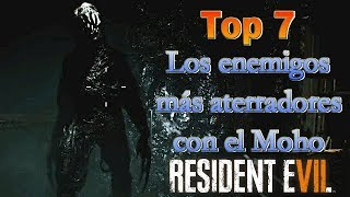 Top 7: Los enemigos más aterradores con el Moho
