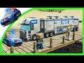 ПОЛИЦЕЙСКИЙ ГРУЗОВИК в Мультик Игре LEGO City Undercover 8 серия mp3