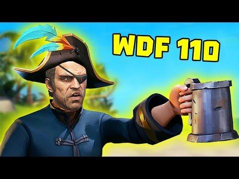 Выпьем чарку йо хо! | WDF 110 | Приколы в играх