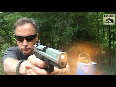 Canik 55 TP9 9mm Pistol Review