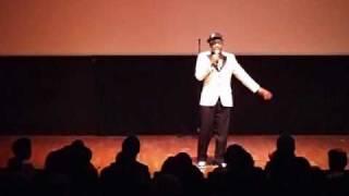 ジェロ Jero カリフォルニア大学バークレー校授賞式でのライブ