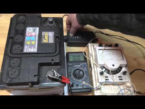 Видео как проверить силу тока зарядного устройства мультиметром
