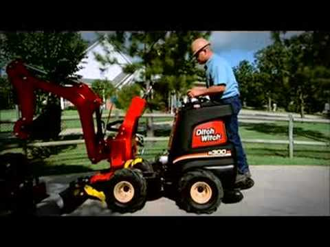 Ditch Witch Zahn Products
