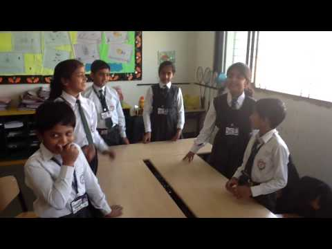 Hindi kavita by class 3 B