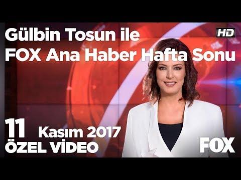 Hastabakıcı 130'dan fazla hastayı öldürdü! 11 Kasım Gülbin Tosun ile FOX Ana Haber Hafta Sonu