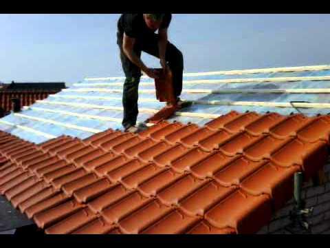 Het dakopbouw