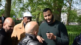 Video: What's the difference between Incest and Homosexuality? - Mohammed Hijab vs Homosexual Man