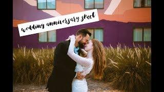 Our Wedding Anniversary Shoot | Team Kelly Films