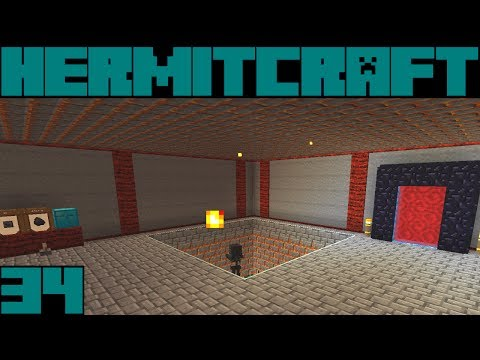 Hypno Hermitcraft Ftb Monster S3e34: Nether Revamp!!! video
