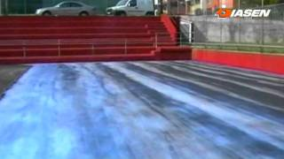 Floorgum Paint - Rivestimento Pedonabile Multiuso