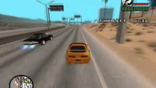 GTA SA: Rapido Y Furioso
