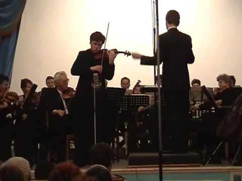Sarasate Zigeunerweisen, Op. 20 (Gypsy Airs)(2004.11.28).mpg