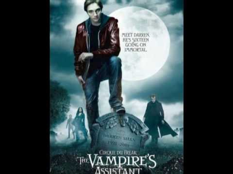 Cirque du freak The vampire´s assistant trailer fanmade Cirque du freak el asistente del vampiro