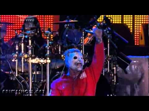 Slipknot - Psychosocial Live In Rock In Rio 2011.wmv video