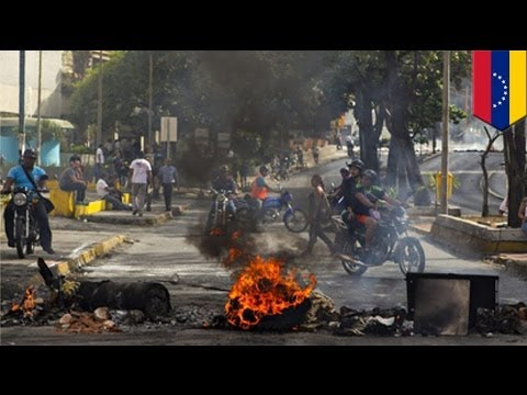 Two killed in Venezuela demonstrations