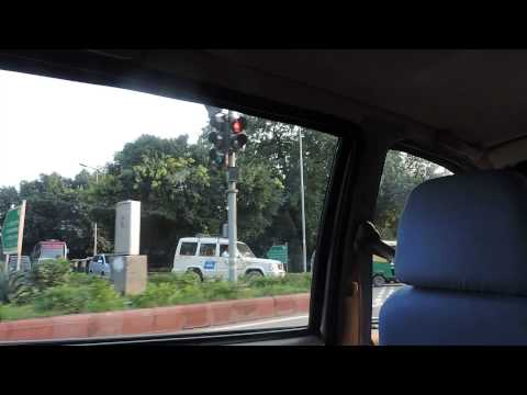 Drive through Lutyens Delhi