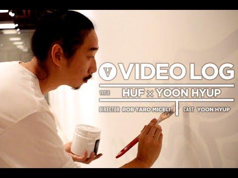 HUF × YOON HYUP [VHSMAG]