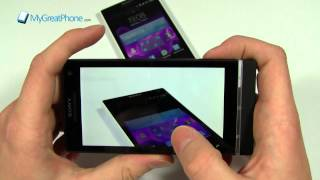 Sony Xperia S Hands On Review