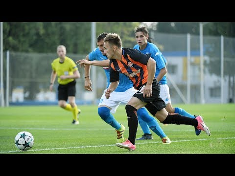 Shakhtar U19 1-2 Napoli U19. Highlights (13/09/2017)